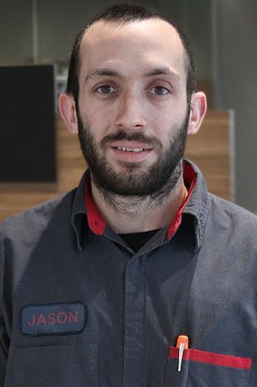 Jason Degrace