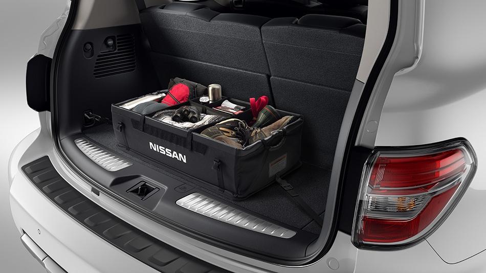 Nissan Trunk Organizer