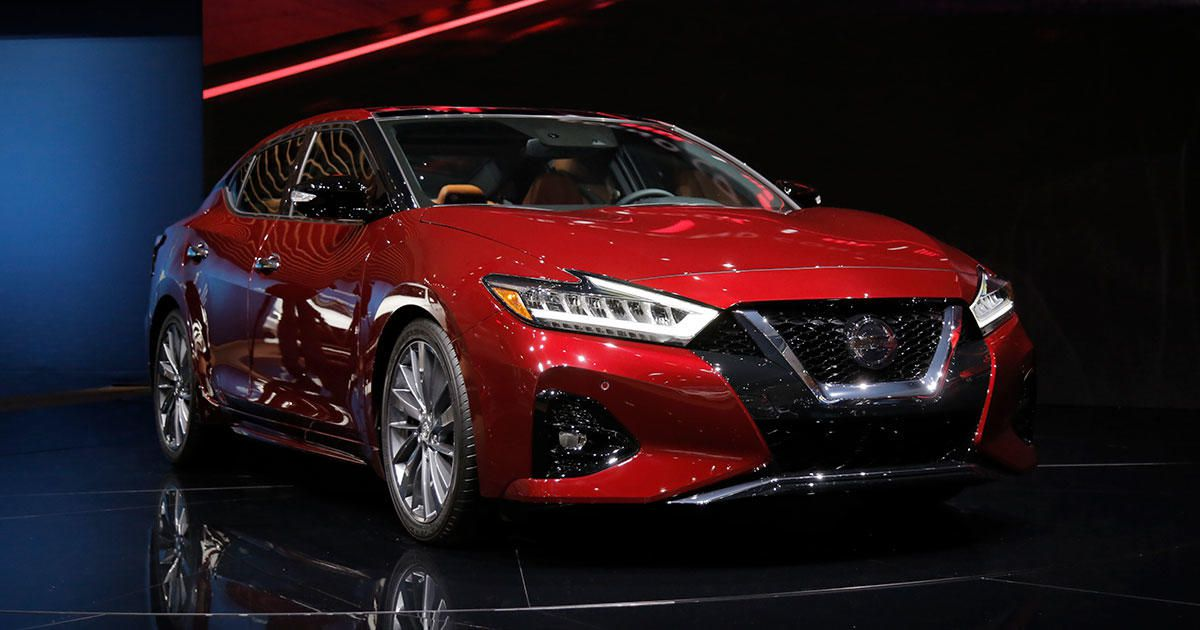 2019 NISSAN MAXIMA TO MAKE CANADIAN AUTO SHOW DEBUT ...