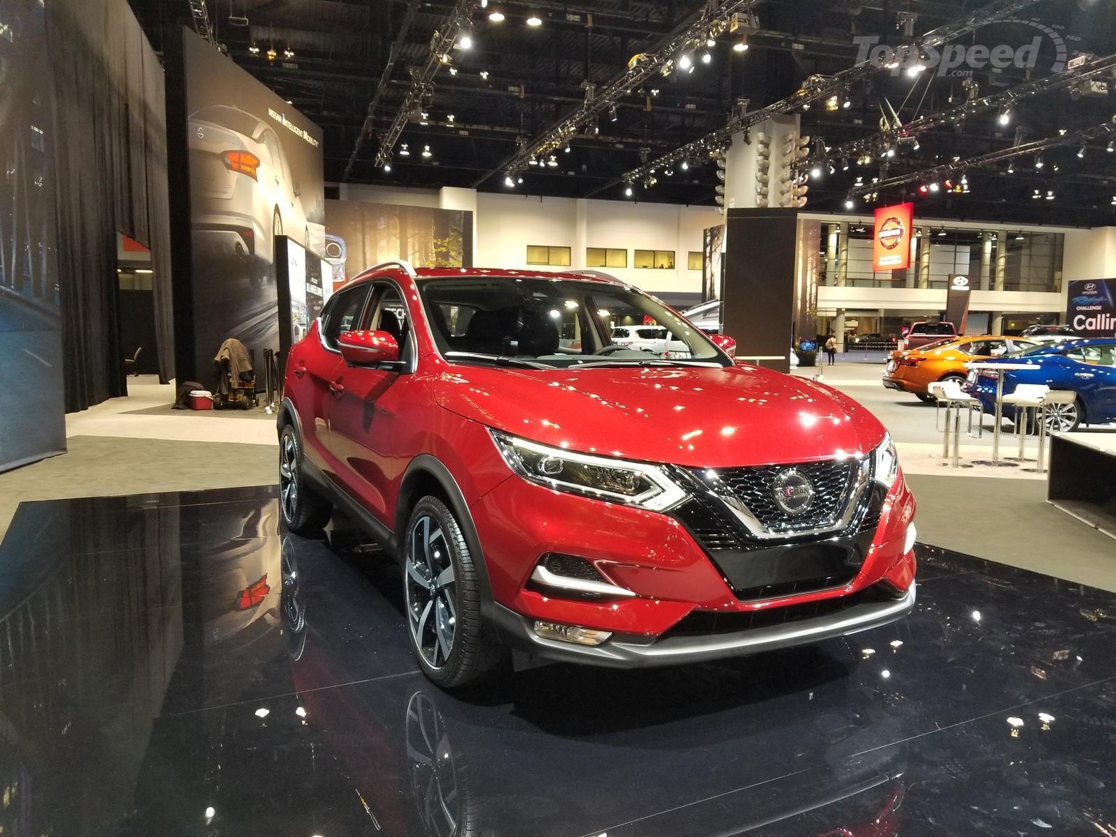 Arriving Soon The 2020 Nissan Qashqai Guelph Nissan
